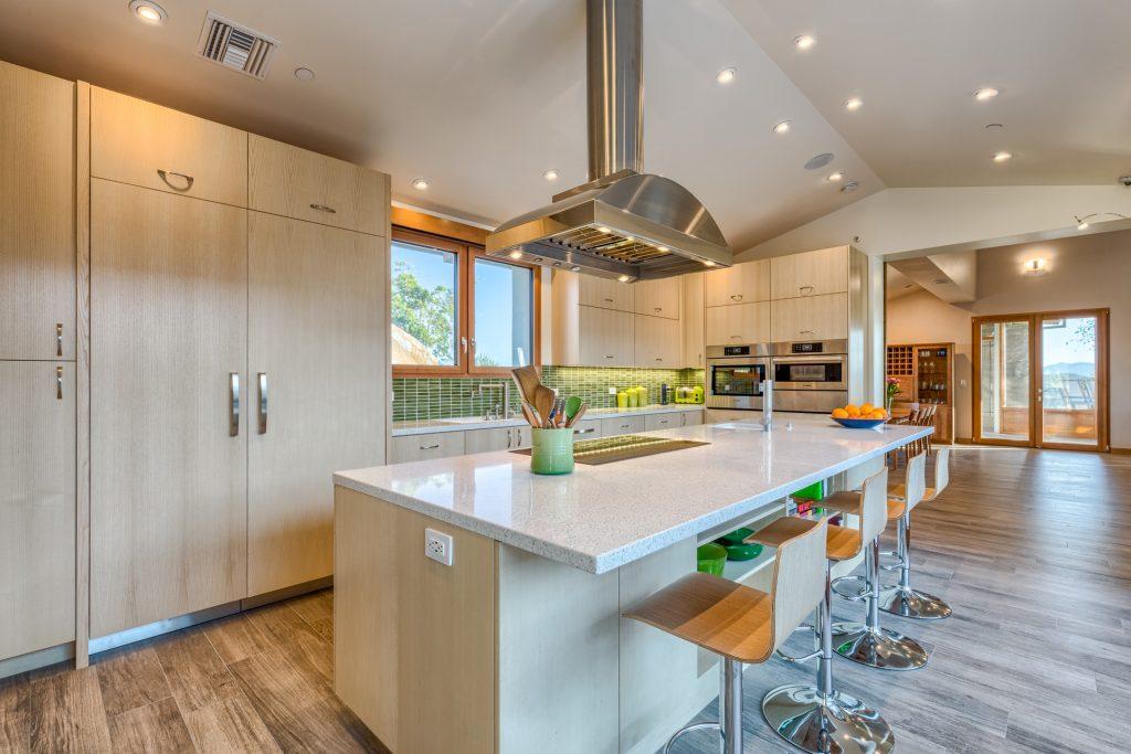 kitchen at casa aguila
